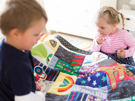 Choosing between a Keepsake Quilt and a Keepsake Blanket
