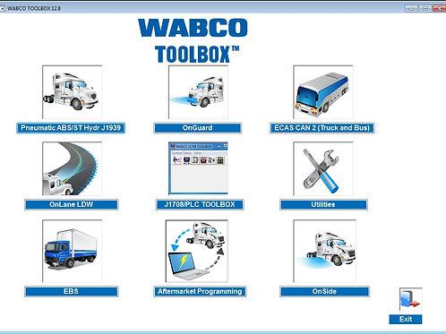 Meritor Wabco Toolbox v12.1