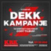 KBK AS Dekk kampanje 2020