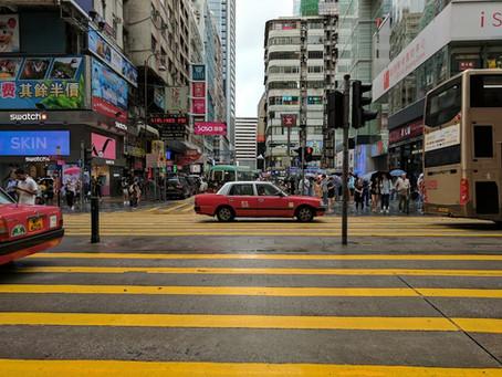 Five days in Hong Kong