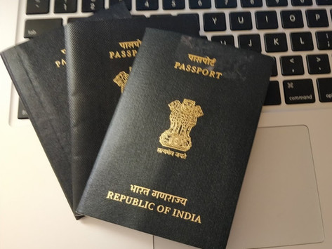 Planning your first foreign trip
