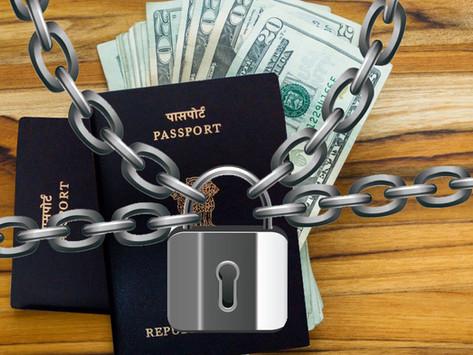 Safeguard your travel docs