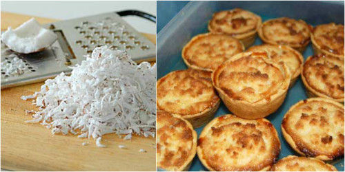 coconut-tart food belize