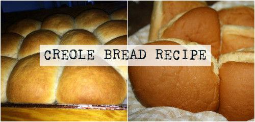 creole bread belize