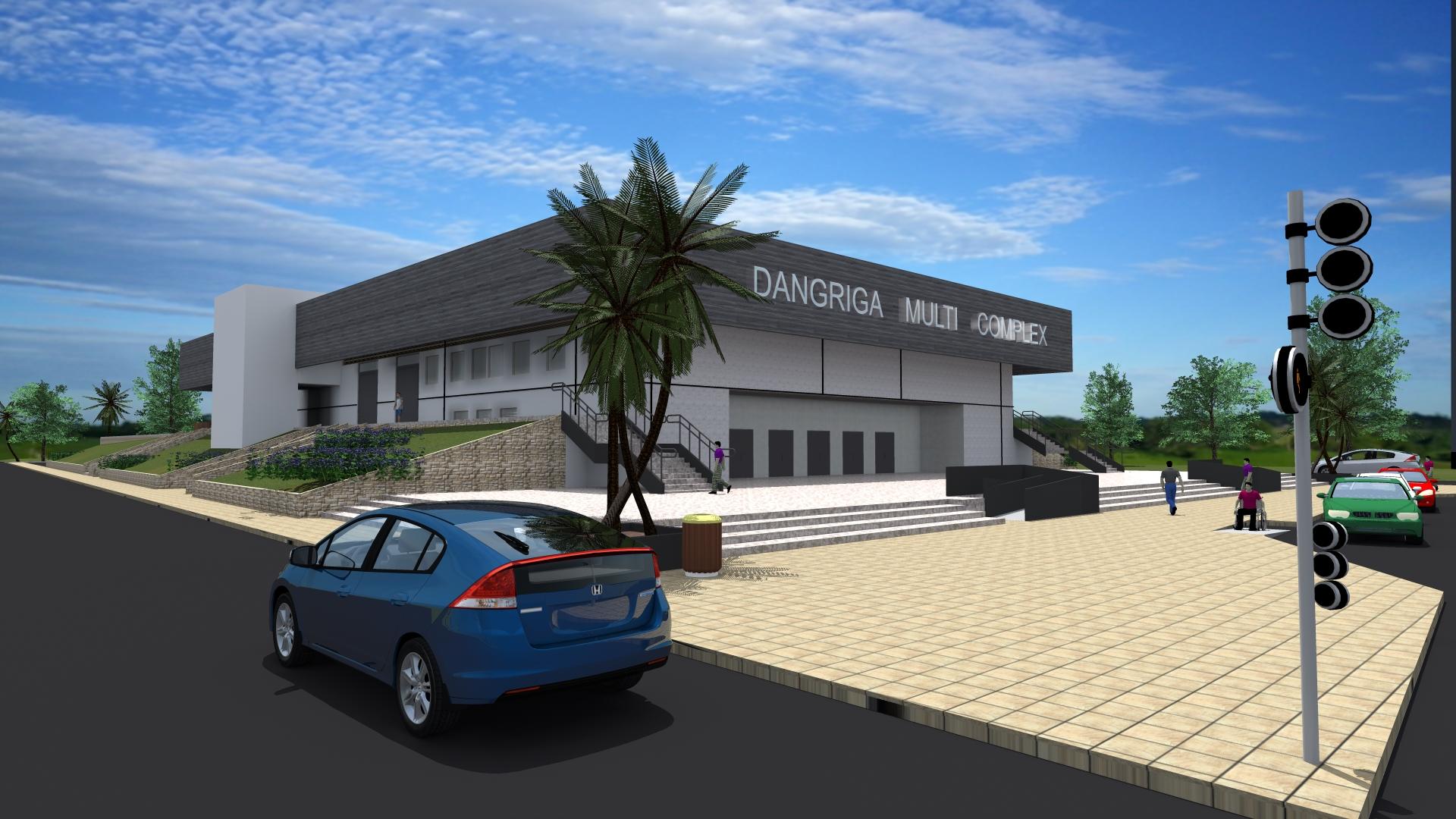 Dangriga Sporting Complex