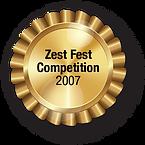 zest fest competition award