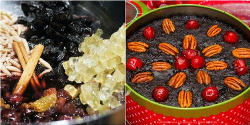 black-fruit-cake-food belize