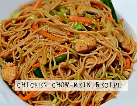 chowmein food belize