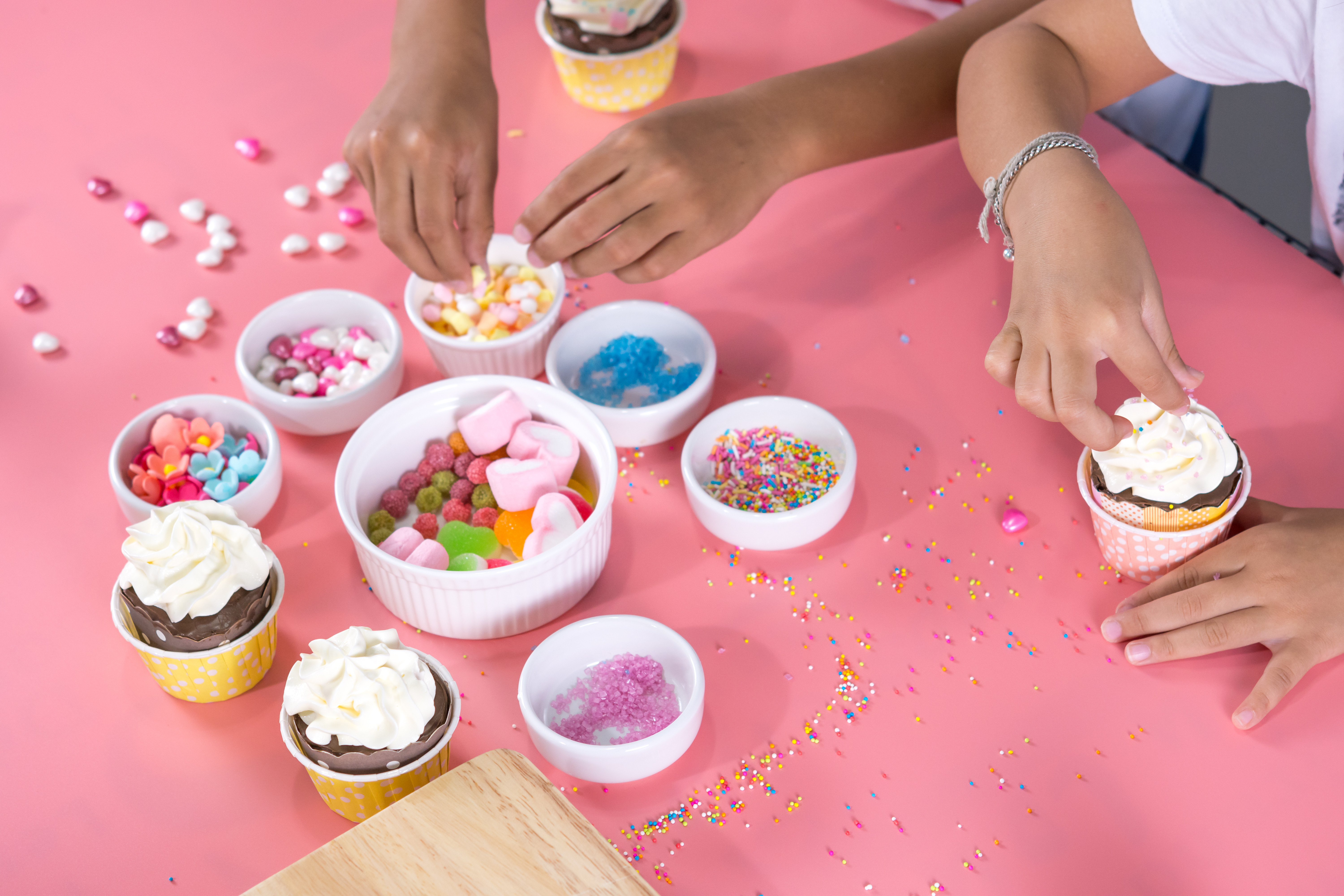 Cupcake Decorating Party £16 per person