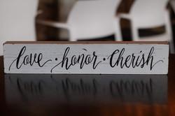 Love, Honor, Cherish