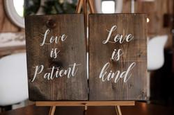 1 Corinthians 13: 4-8