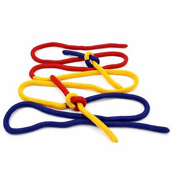 cordes de couleur pour magicien