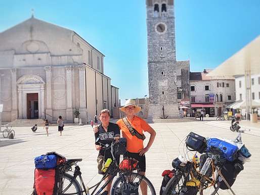 Kroatien - Fotostrecke unserer Radreise