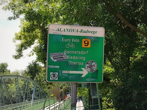 Der EuroVelo 9