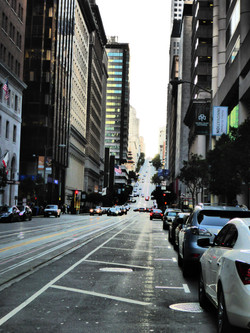 Streets in SF