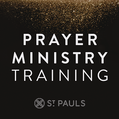SOCIAL - Square - Prayer Ministry Traini