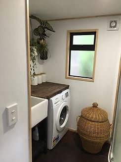 Tiny House Laundry