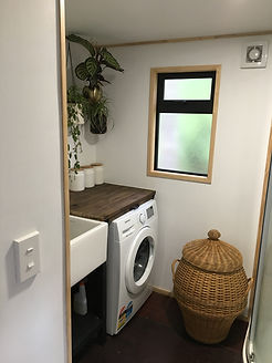 Tiny House Laundry