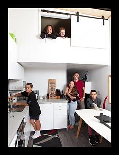 Large Tiny House