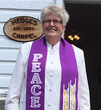 Penny Gladwell, Hedges Chapel