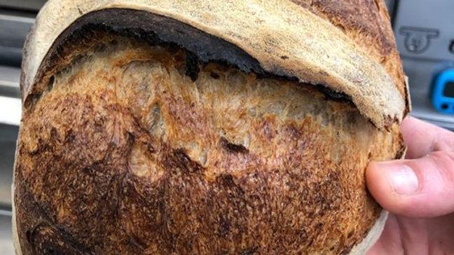 Traditional White Sourdough bread - 600g