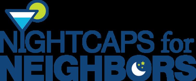 Nightcaps for Neighbors Martini Logo.png