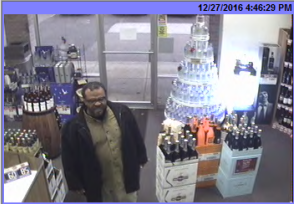 Man leaves Westlake store with $240 in champagne in his pants