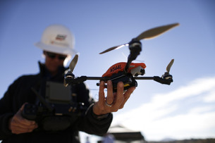 What To Expect When Regular Businesses Start Using Drones