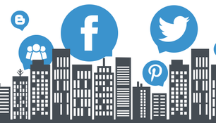 Real Estate Companies - 4 ways to make the most of social media
