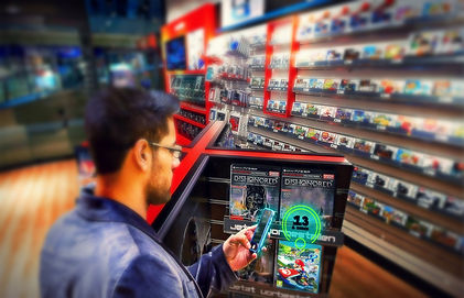Retail Store Augmented Reality Application