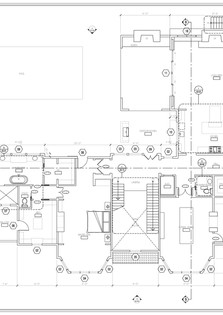 Floorplan with 8000+ sq ft and 1000+ outdoor living space