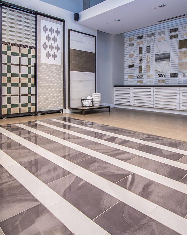 Crossville Tile showroom