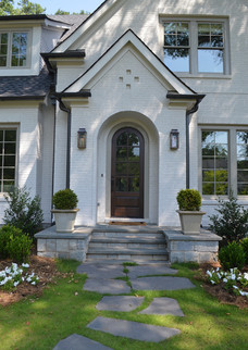 An inviting entryway