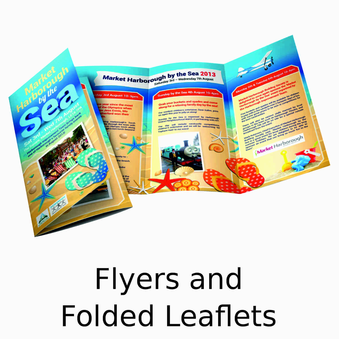Flyers & Folded Leaflets