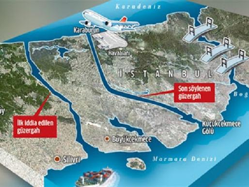 Διώρυγα της Κωνσταντινούπολης: ποιες οι οικολογικές συνέπειες;