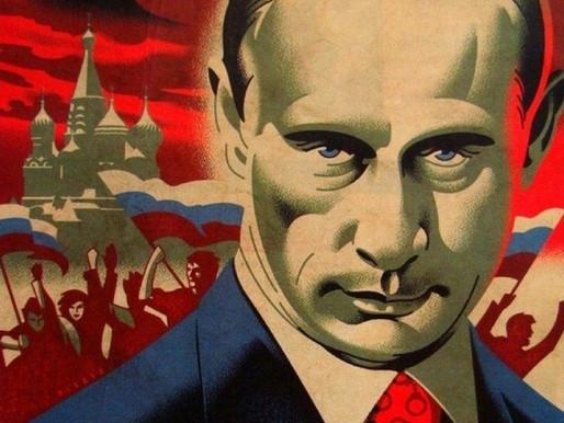 Νέα Σοβιετική Ένωση δημιουργεί ο Πούτιν!