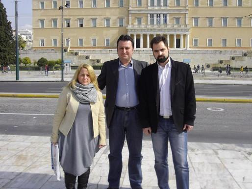 Η Ελληνίδα Δασκάλα Χαρά Νικοπούλου και ο Γεωπολιτικός Αναλυτής Ιωάννης Φριτζαλάς μιλούν για:
