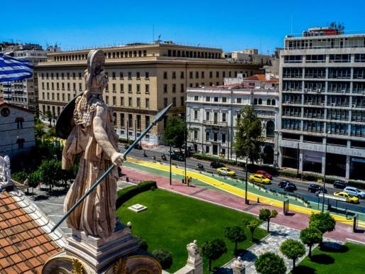 """Ο """"μεγάλος περίπατος"""" των Αθηνών: προβλήματα και προοπτικές που δημιουργεί"""