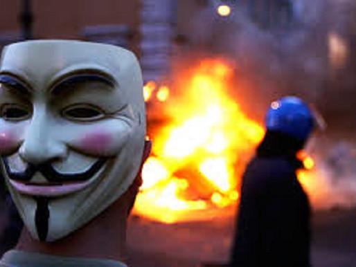 """""""Αντι-Νέα Τάξη Πραγμάτων"""": αντίσταση στην εποχή του Υδροχόου"""