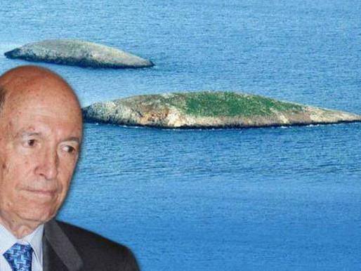 Ο Σημίτης κάλεσε τους Τούρκους στο Αιγαίο!