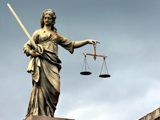 Το μάτι της Δικαιοσύνης και οι αποτυχημένοι του περιθωρίου