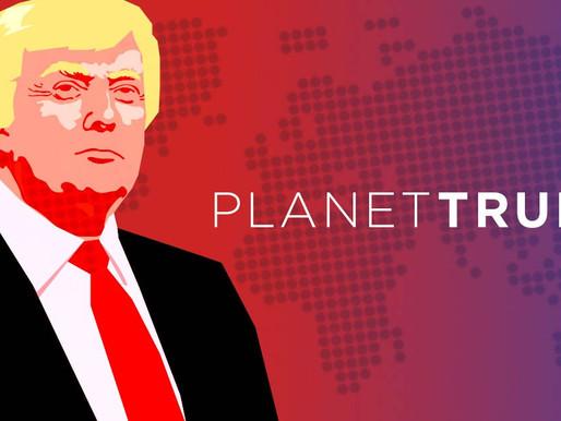 2017: Έτος 1ο του «πλανήτη Τραμπ»