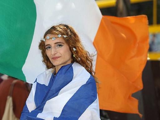 Οι Ελληνογενείς Ιρλανδοί, διδάσκουν!