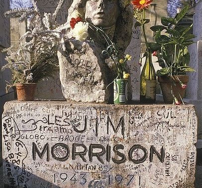 Τζιμ Μόρισον: το μυστήριο