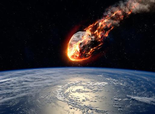 """Αστεροειδής: το """"τέλος"""";"""