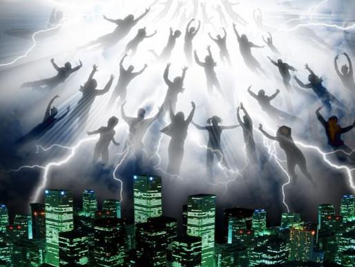 """""""Αρπαγή των πιστών"""" και Δευτέρα Παρουσία"""