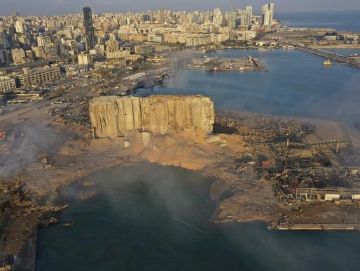 Η διαρκής ισοπέδωση της Βηρυτού