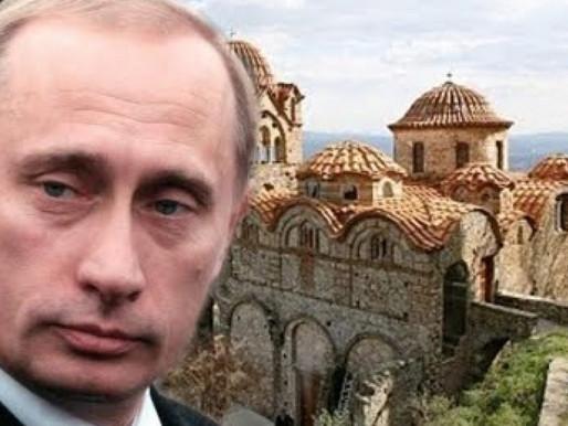 Πατριαρχείο, Μυστράς και Πούτιν