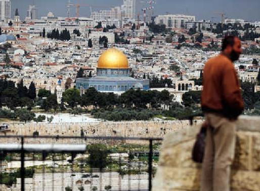 Στην Ιερουσαλήμ μεταφέρεται η ελληνική πρεσβεία στο Ισραήλ!