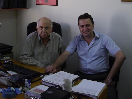 Καθηγητής Δημήτρης Κιτσίκης